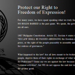 6 PH Government websites hacked in last days of Cyber Crime Law TRO
