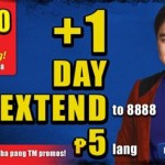 TM Offers Promo Extension for only 5 Pesos