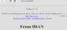 google turkministan hacked