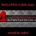 MY and PH cyberwar continues, Telco site and more defaced by Malaysian hackers