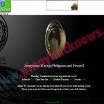 Anoymous Philippines targets PNP, 2 websites defaced.