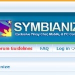 Symbianize Forum is Back in Action – Quick News