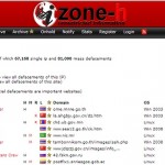 665,000 Website Defacements Submitted to Zone-H.org this year