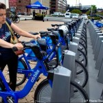 City bike exposes credit card information by accident