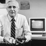 Douglas Engelbart, American inventor, computer mouse creator dies at 88