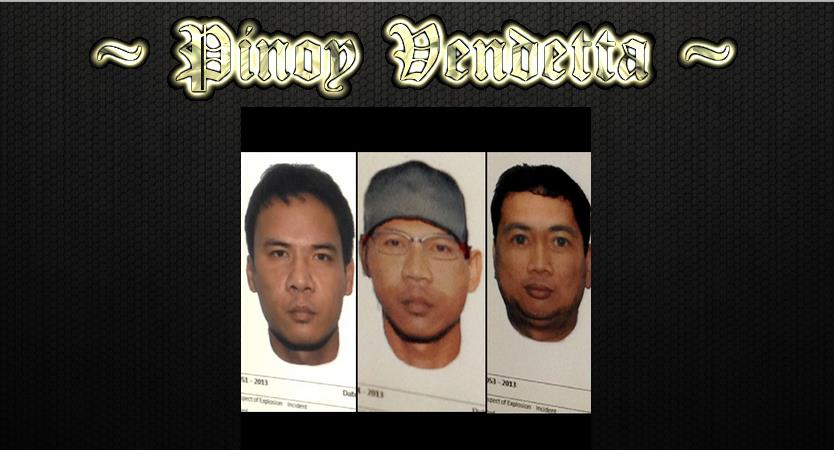Pinoy Vendetta defaces ARMM website, posts suspect's computer sketch in CDO blast