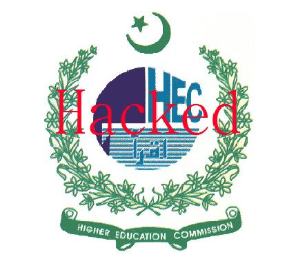 Pro Israel hackers leak 48k user data from Higher Education Commission Pakistan