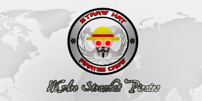 Straw Hat Pirates hacked by Chopper