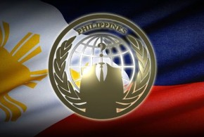 Anonymous Philippines threatened government agencies