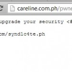 All pretty ladies in Careline Philippines gets security breach