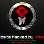 Aliw broadcasting corporation, DWIZ AM, along with its FM websites hacked by khalifax