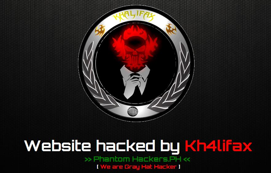 Aliw broadcasting corporation along with its FM websites hacked