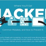 Interesting infographic released by hotspotshield on how to protect yourself from hackers