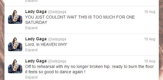 Lady Gaga applause song leaked by hackers