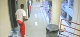 Possible system hack causes prison doors to open