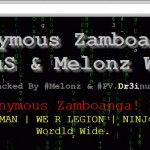 Bringing the name of anonymous, 2 local hackers defaces Vigan City website