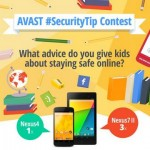 Do you write about information security? Try #SecurityTip contest of avast! and win a Nexus device