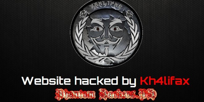 DomainHosting.ph Hacked and Defaced by Khalifax