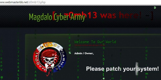WebmasterBB, famous webmaster forums defaced by a Pinoy hacker.