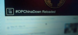 #OpChinaDown event