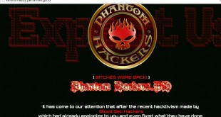 Indonesian government website defaced by Phantom Hackers